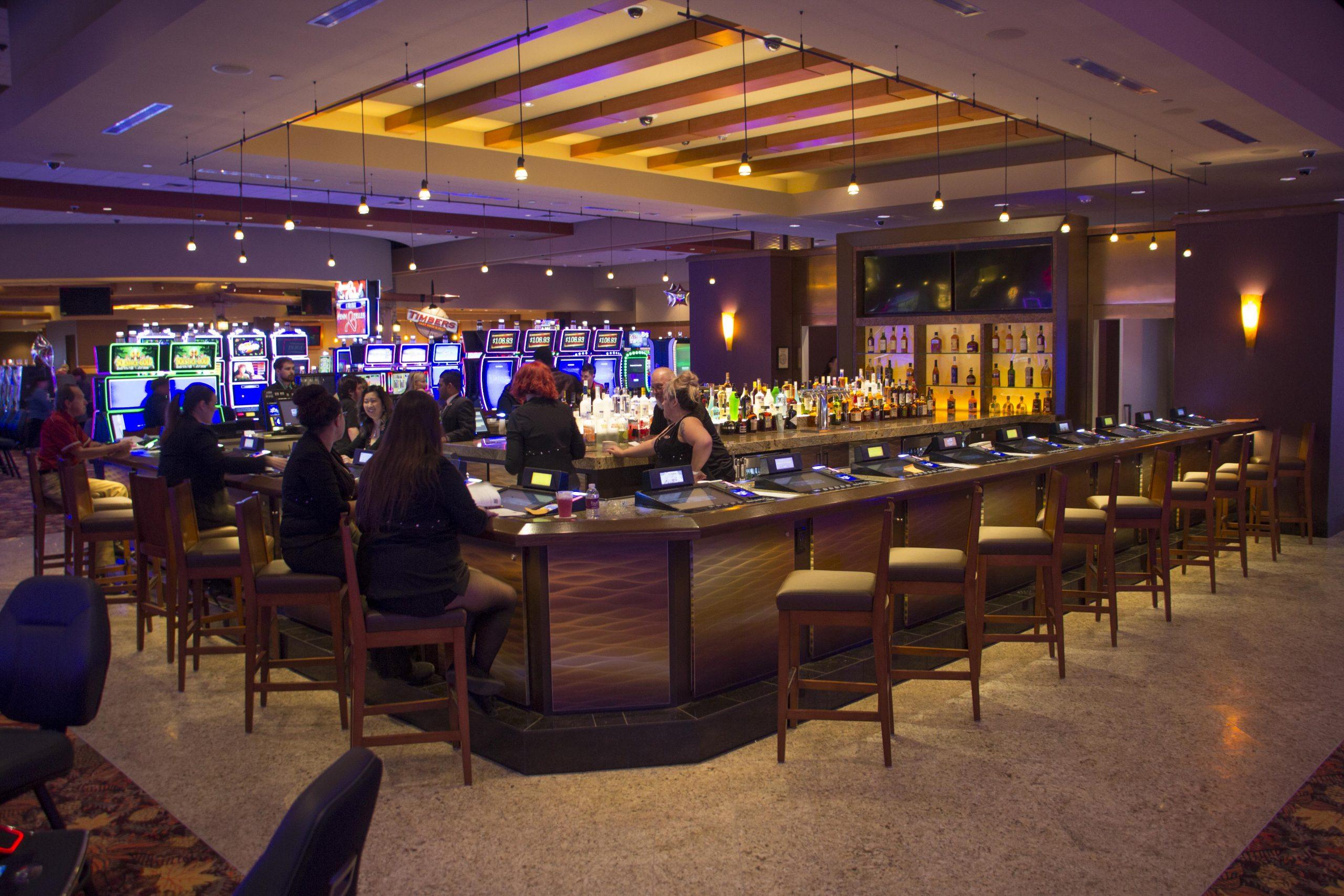 Greyhound Casino Game Countertop Repair